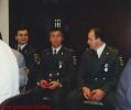 С Гурамом Чагелишвили и Артуром Алдатовым